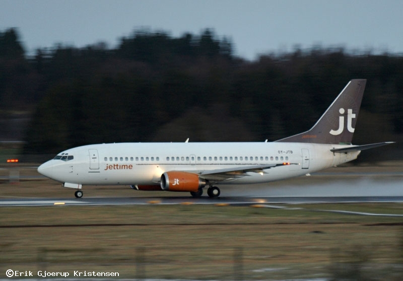 boeing 737 jet time